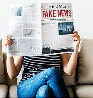 Fake News. Foto: pexels.com